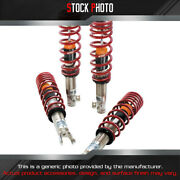 Eibach 0-2 X 0-2 Pro-street-s Front And Rear Lowering Coilovers For 01 Bmw M3