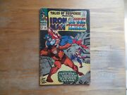1967 Silver Age Tales Of Suspense 88 Stan Lee Story Signed By Gene Colan, Coa