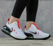 Nike Air Max Up White/platinum Tint Ck7173-100 Women's Running Shoes Size 12