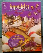 New Bepuzzled Impossibles Hook Line And Sinker 750 Piece Jigsaw Puzzle Free Ship