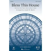 Bless This House Orchestra Accompaniment Arranged By Joseph M. Martin