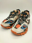 Secondhand Balenciaga Track Trainer 542023 Low Cut Sneakers 43 Orn Shoes