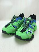 Secondhand Balenciaga 2018aw/track Trainer Track 542023 Dad Shoes Green