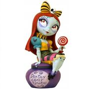 The World Of Miss Mindy Sally Nightmare Before Christmas Figurine 6004286 New