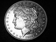1884p Morgan Silver Dollar Proof-like You Judge Better Date 3412