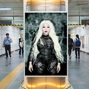 Lil' Kim Poster Music Poster Wall Decorate - No Frame
