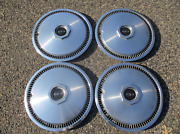 Factory 1972 To 1979 Lincoln Mark Iv V Vi 15 Inch Hubcaps Wheel Covers D5ly1130b