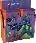 Innistrad Midnight Hunt Collector Booster Box - Mtg Magic The Gathering - New
