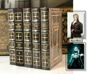 Anne Rice Vampire Chronicles - Easton Press - 🖋signed🖋 Rare - Most Sealed