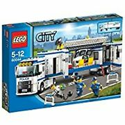 Lego 60044 City Police Base Track Free Shipping With Tracking New From Japan
