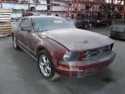 Hood Without Hood Scoop Fits 05-09 Mustang 294258-1