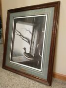 Joseph Lincoln Pintail On The Santee Limited Edition, Signed.