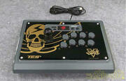 Mad Catz Street Fighter V Arcade Te S+ Fight Stick Ps4 / Ps3 Systems Tested