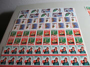 19 Sheets Boys Town Boys Ranch Easter Asthmatic Children Seals 281