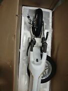 Scoot-e-bike Folding Electric Adult Scooter - Electric Bicycle-bluetooth Speaker