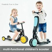 Walker Balance Kids Children Scooters Skate Tricycle Baby Foldable Outdoors Fun