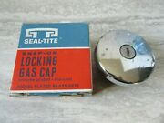Old Vintage Seal-tite Snap On Locking Gas Cap 1960's Buick Chev Olds