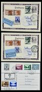 Lot 34141 Airmail Covers Collection Switzerland 1920-1960.