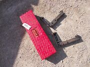 Farmall Ih Tractor Removeable Side Mount Tool Box Step W/ Brackets