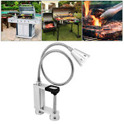 Magnetic Led Bbq Grill Light 12 Led Lights Screw Clamp Indoor Party Camping
