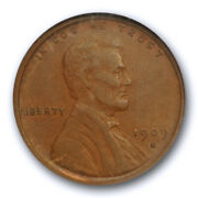 1909 S Vdb 1c Lincoln Wheat Cent Ngc Xf 40 Extra Fine Key Date San Francisco