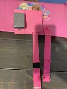 Power Wheels Barbie Jeep Wrangler Replacement Foot Gas Pedal Pink Footboard.