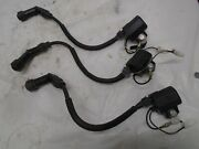 2007 Mercury F25elpt 25hp 3 Ignition Coil Assy 898103t Outboard Boat Motor