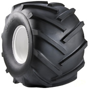 Super Lug Tractor Tire For Lawn Garden Trencher Pulling Compact Farm Equipment -