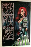 Cry For Dawn 8 Limited Edition Signed/numbered 1286/2000 1992 Cfd Comics Vf