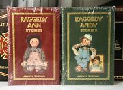 Raggedy Ann And Andy - Easton Press - Johnny Gruelle - Scarce Sealed