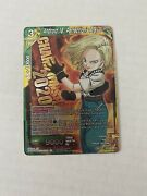 Dragon Ball Super Card Game Android 18, Perfection's Prey Championship Promo