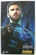 Hot Toys Captain America Movie Masterpiece 1/6 Action Figures 4897011186047
