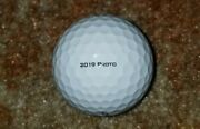 Super Rare And Collectible Titleist Proto 2019 Prov1x Ball Mint From Factory