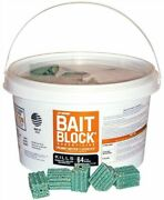 Jt Eaton 704-pn Peanut Butter Bait Block For Rats And Mice