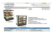 Non Refrigerated Self Service Bakery Case By Structural Concepts