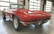 1966 Chevrolet Corvette Convertible Stingray. Correct Engine Four Speed Manual With Very Nice Paint