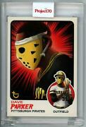 2021 Topps Project 70 Card 458 1973 Dave Parker Alex Pardee Same Day Ship