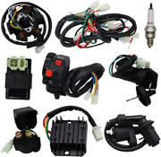 Otohans Automotive Complete Wiring Harness Kit Electrics Wire Loom Assembly With