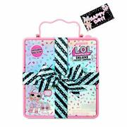 Lol Surprise Deluxe Present Surprise With Limited Edition Doll And Pet Pink -...