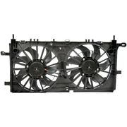 620-977 Dorman Cooling Fan Assembly New For Chevy Pontiac Montana Uplander Buick