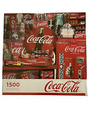 Coca Cola Memories 1500 Piece Jigsaw Puzzle By Springbok New And Sealed 2013