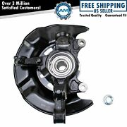 Front Wheel Bearing And Hub Assembly With Knuckle Rh For Corolla Matrix New