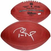 Tom Brady Tampa Bay Buccaneers Signed Super Bowl Lv Pro Football
