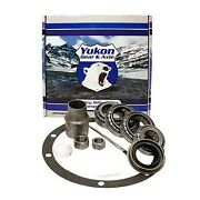 Bk D44-jag Yukon Gear And Axle Ring And Pinion Installation Kit Rear New For 420
