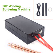 Diy Portable Mini Spot Welder Battery Welding Tool With Welding Pen And 5v Charger