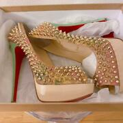 Christian Louboutin Stiletto Heels Limited Quantity Japan Immediately Sold Out