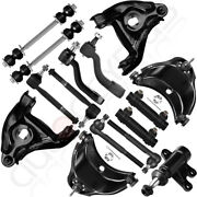 For 1995-1999 Chevy Tahoe 2wd 15pcs Front Control Arms Adjusting Sleeves Kit