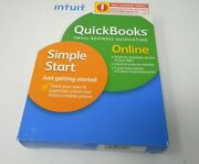 Sealed 2011 Quickbooks Online Simple Start Small Business Accounting Software