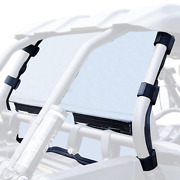 Rear Windshield For 2014+ Polaris Rzr Xp 1000 / Xp 4 1000 | 1/4 Thick