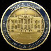 Official Potus Barack Obama 44th President Of The United States Challenge Coin